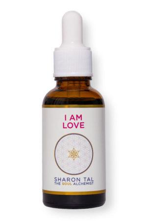 I am Love Elixir The Soul Alchemist