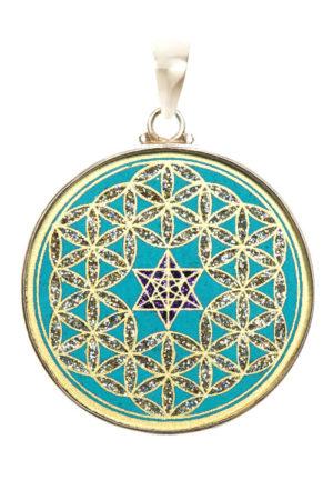 Turquoise Pendant The Soul Alchemist