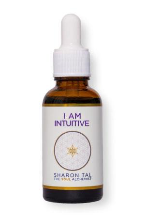 I am Intuitive The Soul Alchemist Homoeopathic Elixir